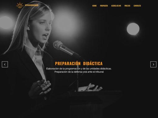 Web Oposguadalajara