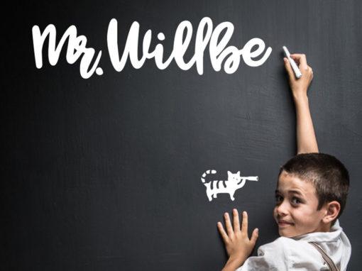 Rediseño Mr. Willbe